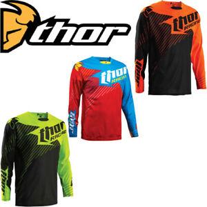 Thor Motocross MX Jersey Core Hux Dirtbike Off Road Enduro MTB DH Jersey