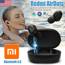Original Xiaomi Mi Airdots BT5.0 Wireless TWS Earbuds Earphones Stereo Headphone