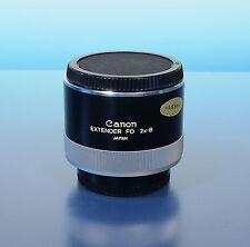 Canon Extender FD 2x-b duplicatori focale tele Converter per Canon FD - (40322)