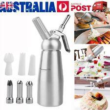 500ml Professional Whipped Cream Dispenser Aluminium Cream Whipper Dessert Tools