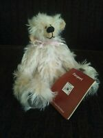 Limited Edition 2/3  Albaert by Monika Timpe Jointed Mohair Artist Bear Germany