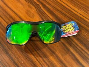 1995 Marvel Superheroes Polaroid Sunglasses Spider-Man Holographic 100% UV Block
