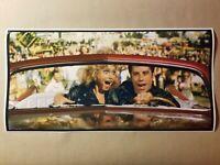 "Grease Movie Scene 12"" X 24"" Poster Musical John Travolta Olivia Newton John"