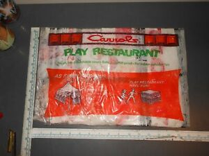 Vintage Carrols Play Restaurant