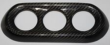 Mitsubishi Lancer Evolution / Evo X A/C Control Cover - 100% Carbon Fiber
