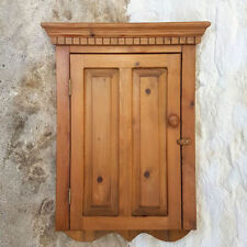 More than 200cm Height Pine Country Corner Cabinets
