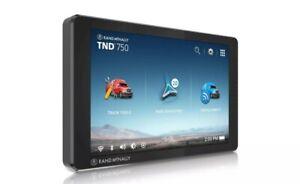 Rand McNally TND 750 7-inch GPS Truck Navigator, Easy-to-Read Display, Custom
