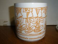 MIKE PETERS AND GRIMM DERBY DAY DASH COFFEE MUG, 12 oz.