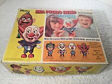 Vintage Hasbro Mr Potato Head plus Bozo Box Set