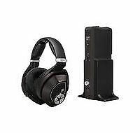 Sennheiser RS 185 Digital Wireless Headphone System - Black
