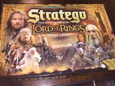 Lord Of The Rings Stratego Trilogy Edition 2004 Milton Bradley Complete