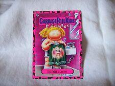 2011 Garbage Pail Kids Flashback series 2 - Terri Cloth 29b - Pink Border