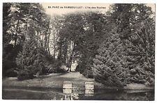 CPA 78 - RAMBOUILLET (Yvelines) - 89. Parc de Rambouillet. L'Ile des Roches