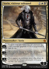 MAGIC Sorin, visiteur solennel / Solemn Visitor VF KDT NM PLANESWALKER MTG