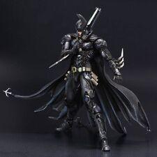 DC Comics Variant Play Arts Kai The Dark Knight Rises Batman black Ver Figurine