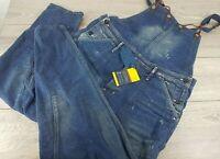 G-Star Raw Denim Utility Loose Dungaree Raw denim Blue Jeans denim Medium B643-3