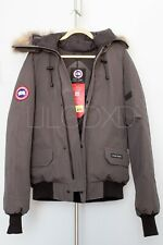 Canada Goose Chilliwack Bomber Jacket, Graphite, Size Large (L), Brand New