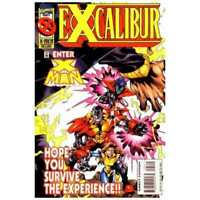Excalibur (1988 series) #95 in Near Mint condition. Marvel comics [*ag]