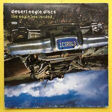 DESERT EAGLE DISQUES - THE HAS LANDED - Bmg 74321-59441-1 ex-condition Lot de 2