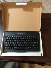 KENWOOD MINI WIRELESS KEYBOARD KB-IR1, IN BOX WITH MANUAL RARE!!!