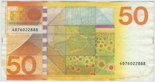 Niederlande / Netherlands P.096 50 Gulden 1982