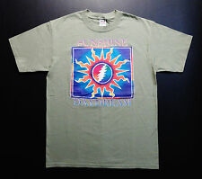 Grateful Dead Shirt T Shirt Sunshine Daydream Batik Sun Rays SSDD 1996 L New