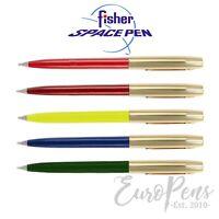 Waterproof NASA Astronaut Gift Fisher /'Cap-O-Matic/' Military Space Pen Blue