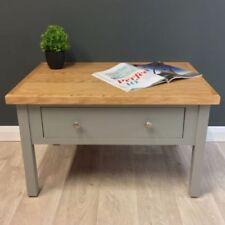 Oak Living Room Rectangle Coffee Tables