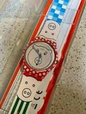 Swatch 34mm Originals PETIT COCHON GR169 Swiss Watch New Old Stock