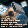 FAST Core i5 Gaming Design PC 16GB RAM 240 + 500GB Windows 10 GT710 SFF Computer