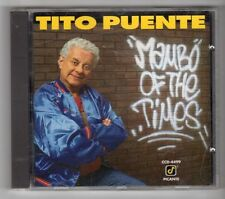(GZ85) Toto Puente, Mambo Of The Times - 1992 CD