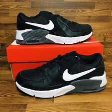 Nike Air Max Excee PS (Kids Youth Size 2 Y) Boys Girls Black Sneakers Shoes