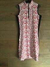 Tail golf tennis dress XS red/white/black