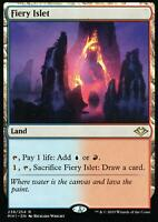Fiery Islet | NM/M | Modern Horizons | Magic MTG