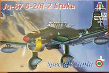 Ju-87 B-2/R-2 Stuka - Speciale Italia