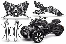 AMR Racing CanAm Spyder F3-S Roadster Graphic Kit Street Bike Decal Wrap WDOW W