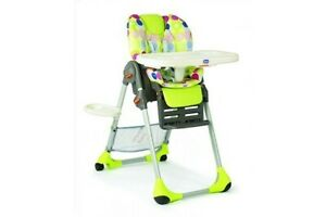 Chicco Seggiolone Polly 2-in-1 High Chair 6 Months +
