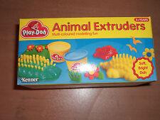 1992 VINTAGE PLAY-DOH ANIMAL EXTRUDERS KENNER MIB