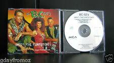 The B-52's - (Meet) The Flintstones 4 Track CD Single