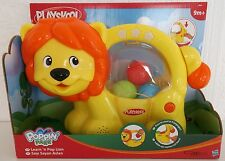 PLAYSKOOL POPPIN PARK LEARN 'N' PLAY LION FUN TOY MULTI-LINGUAL BRAND NEW SEALED