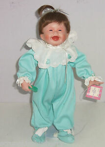 Little Patricia Doll My First Tooth Ashton Drake Kathy Barry Hippensteel