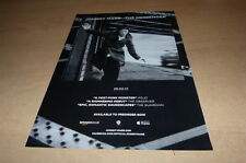 THE SMITHS - JOHNNY MARR - THE MESSENGER!!!!! PUBLICITE / ADVERT !!! UK !!!