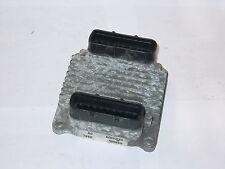 Motorsteuergerät zurückgesetzt Opel Vectra B 1.6l 16V 101PS X16XEL 09355919 DM