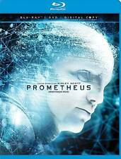Prometheus (Blu-ray/DVD, 2012, Canadian)