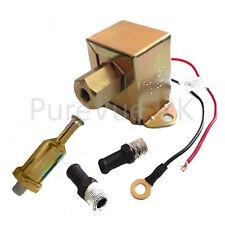Universal 12v Bomba De Combustible + 2x combustible sindicatos + en línea Filtro De Combustible-FPU