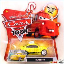 Disney Cars Toon Nurse GTO #4 pixar Rescue Squad Mater