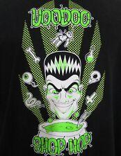 Voodoo Hop Shop Shirt XL Nekromantix