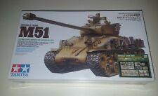 1/35 Tamiya Israeli Defense Force M51 Super Sherman w/photo etched parts Rare