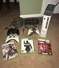 Xbox 360 Bundle With Controllers And Games