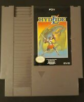 Hydlide (Nintendo Entertainment System, 1989) NES Game Cartridge Nice!